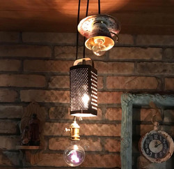 Cozinha Luminária by Sandra