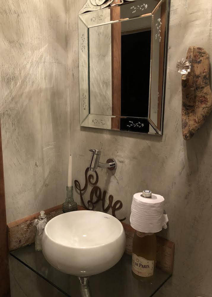 Lavabo Espelho