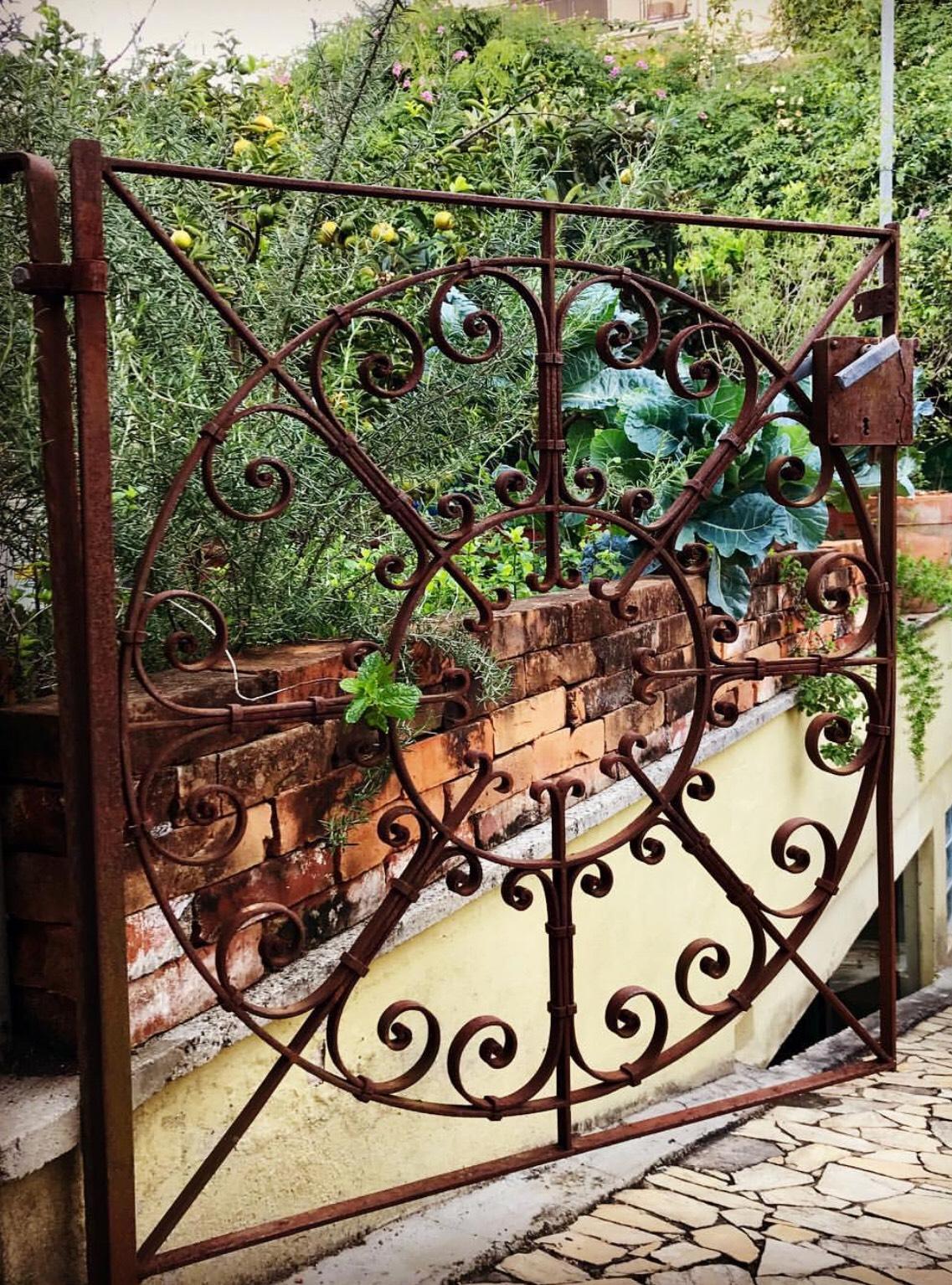 Portão Mandala