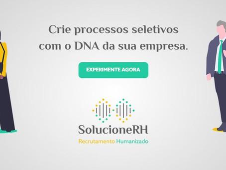 Crie Processos Seletivos com do DNA do seu negócio