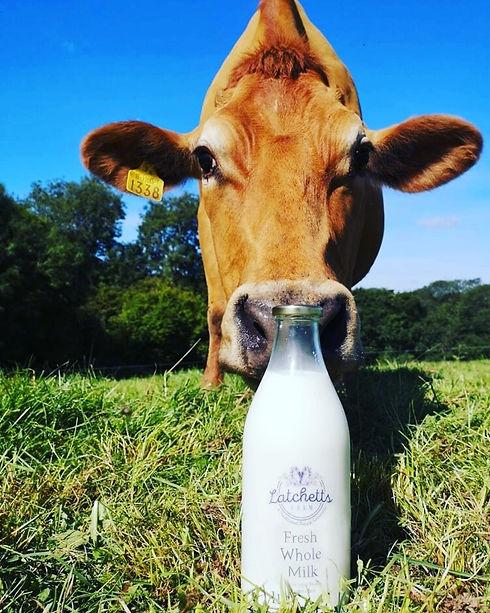 Sussex Milk Latchetts Farm