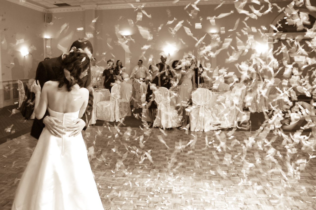 a night to remember Plymouth wedding dj 4