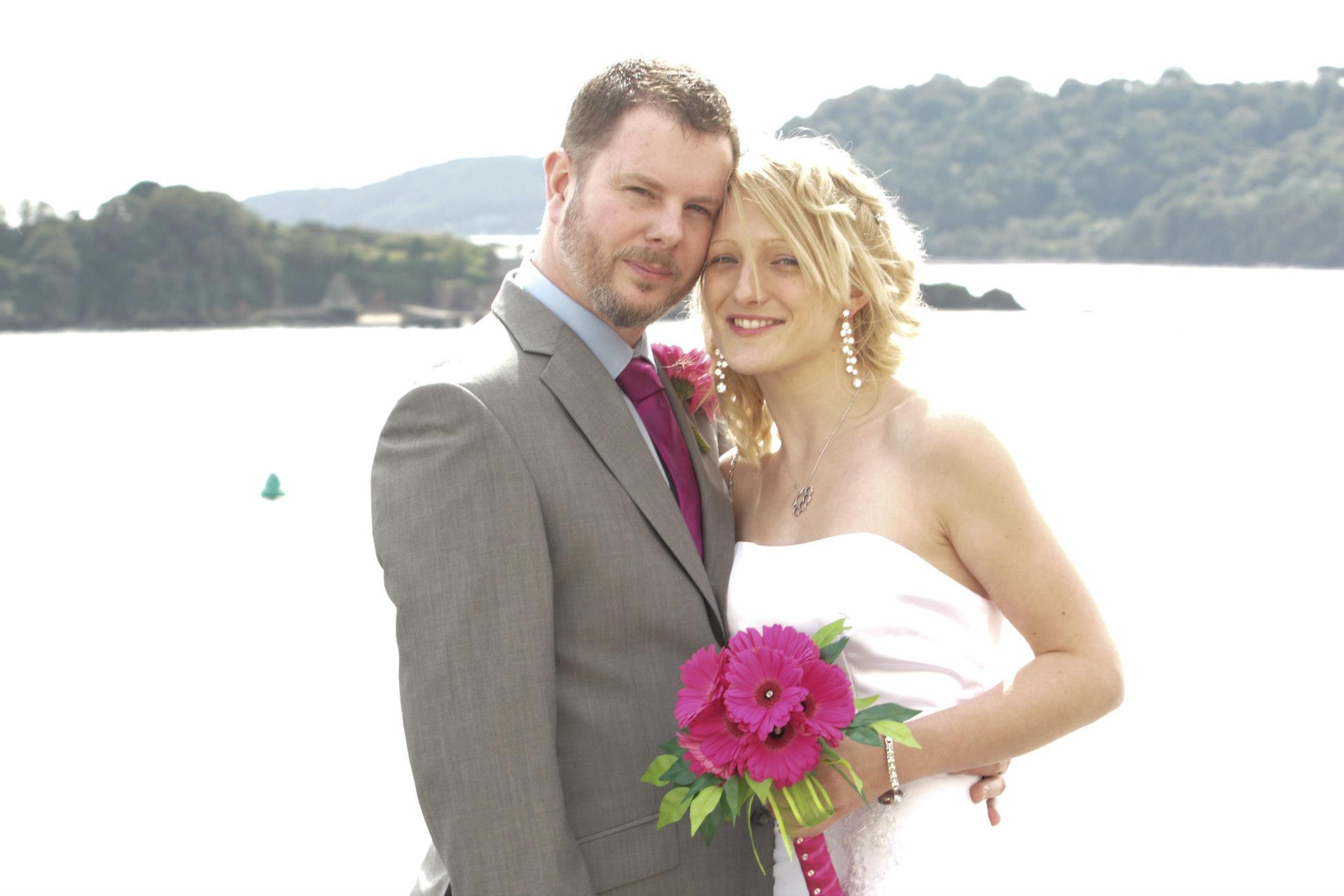 James & Chrissie