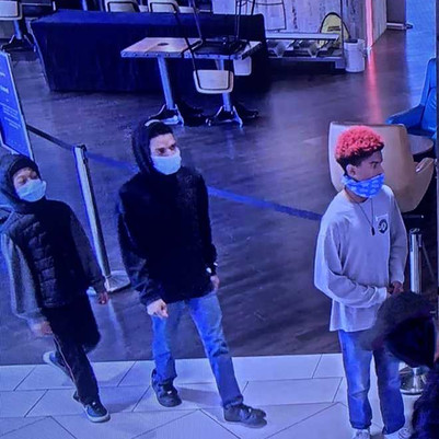 Omaha Police Searching for 3 People Of Interest in Connection To Mall Shooting