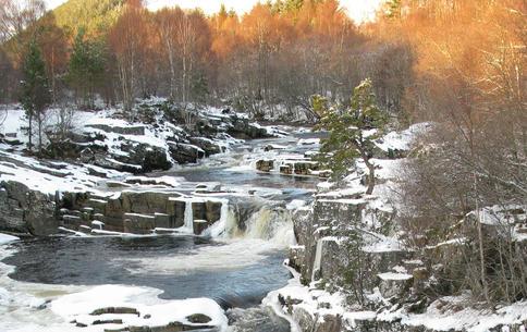 Winter at Silverbridge
