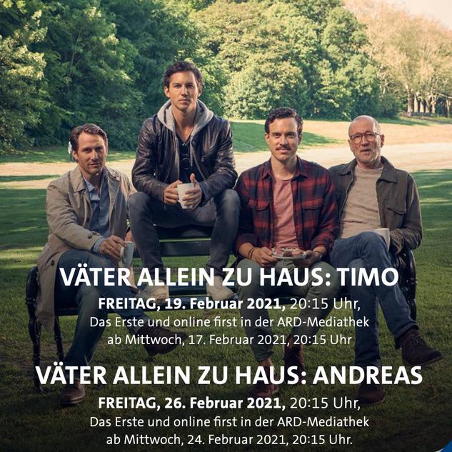 Väter allein zu Haus - Timo+Andreas