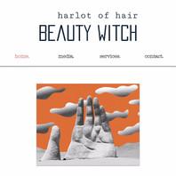 HARLOT OF HAIR WEBSITE