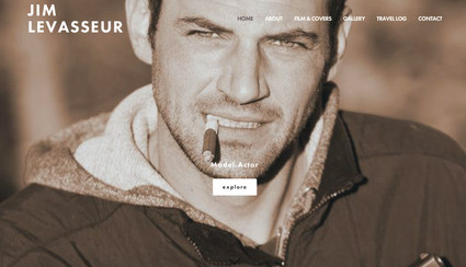 JIM LEVASSEUR WEBSITE