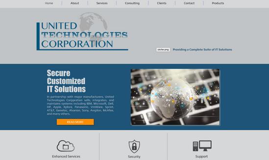 UTC WEBSITE