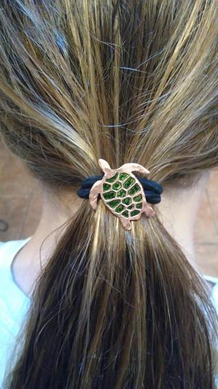 Turtle Hair Jewelry