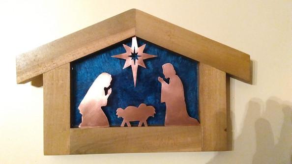 Nativity Scene - Not For Sale