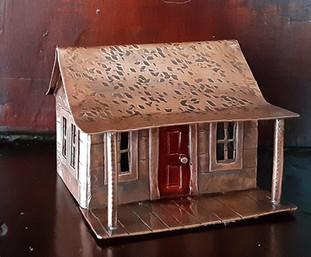 Red Door Cabin - $125