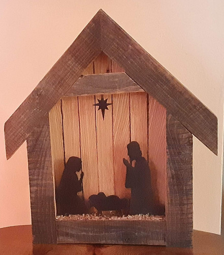 Nativity Scene $75