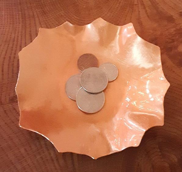 Copper Bowl $20