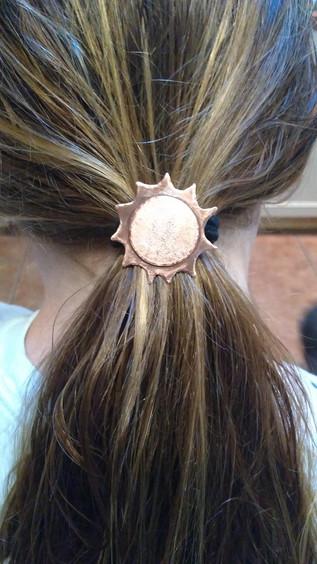 Sun Hair Jewelry
