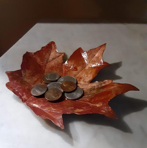 Leaf Bowl - $20