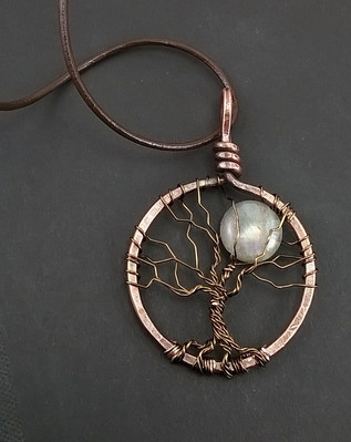 Moon Tree of Life