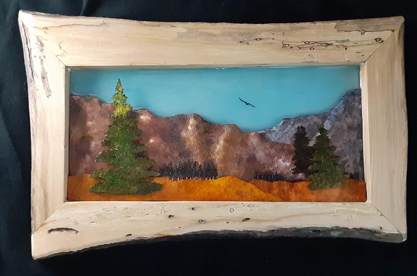 Mountains - $550