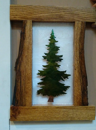 Evergreen - Sold