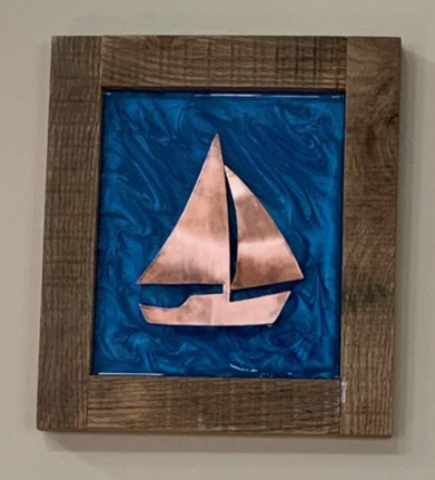 Sailboat - Not For Sale