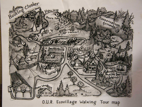 OUR Ecovillage - British Columbia - Canada - Fr