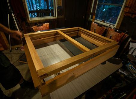 Faire des fenêtres en bois