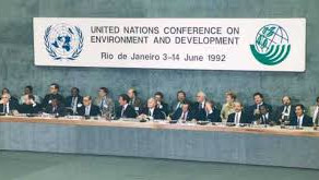 How the Rio Alternative Treaties were written in 1992