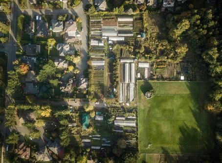 Haliburton Community Farm - British Columbia - Canada - Fr