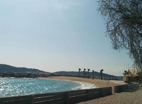 Les plages toulonnaises