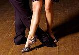 Tänzer im Kurs für Fortgeschrittene