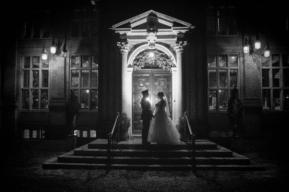 Lucy & Gary - Broome Park Hotel