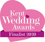Kent Wedding Awards Finalist