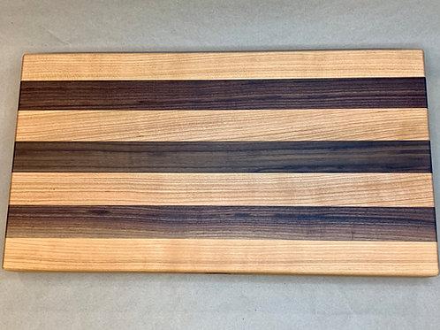 Cherry Black Walnut Long Grain (similar to Anne Burrell's)