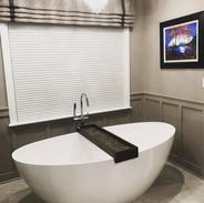 Custom Bath Tub Tray