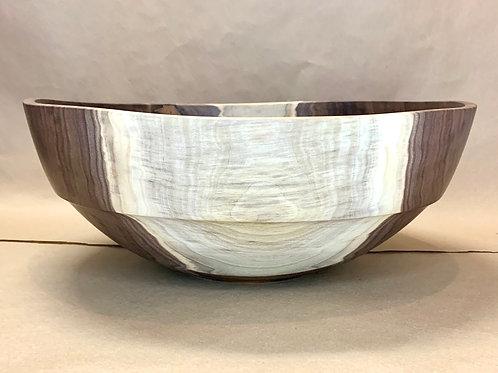 Black Walnut Bowl Mark Stinson Vessel Company #LXII
