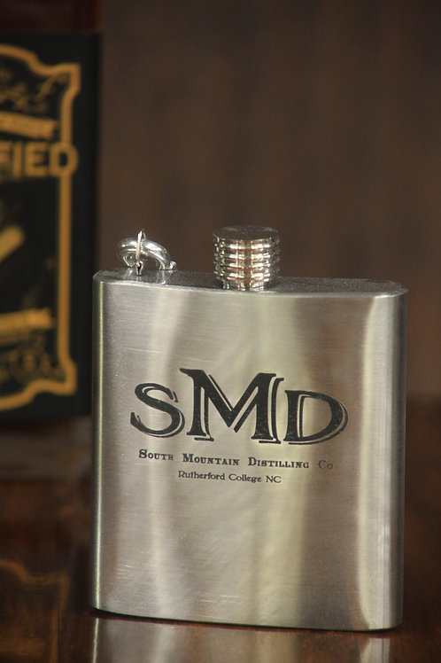 6 oz South Mountain Distilling Company Flask