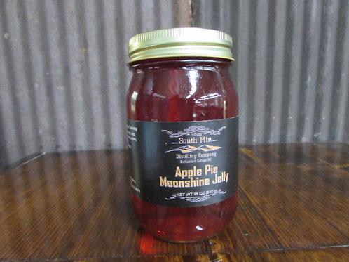 Apple Pie Moonshine Jelly 18oz