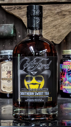 Colt Ford's Southern Sweet Tea
