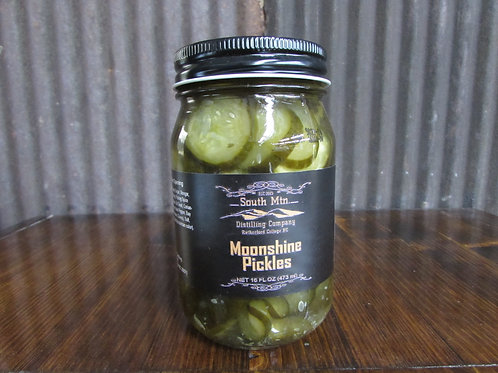 Moonshine Pickles 16oz