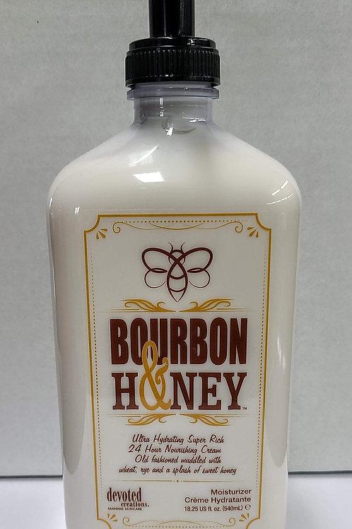 Honey Bourbon Lotion