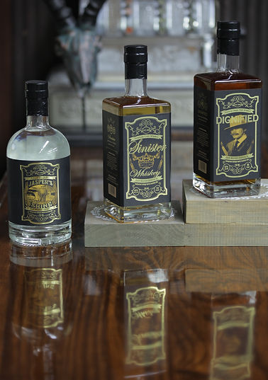 Premium Spirits Made by South Mountain Distilling Co.