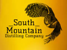 South Mountain Distilling Company Logo Owl