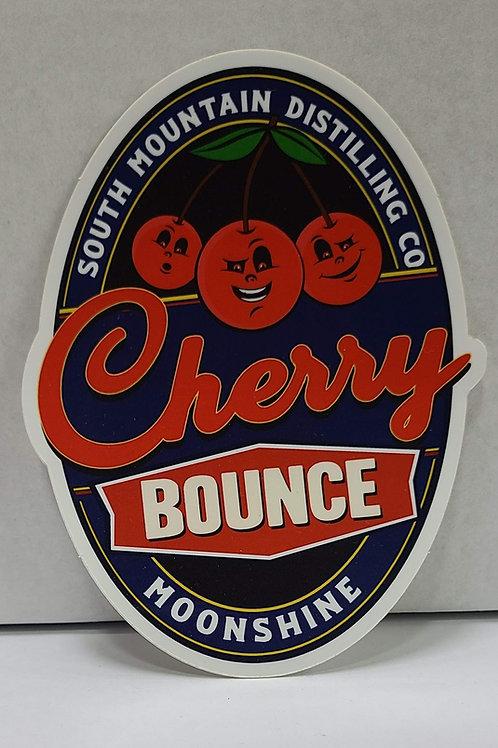 Cherry Bounce Sticker