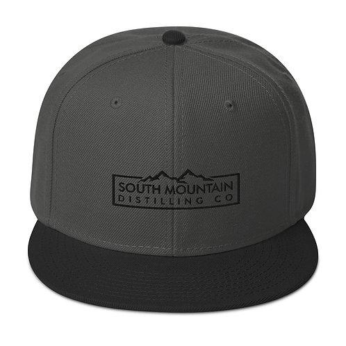 SMD Square Logo Snapback Hat