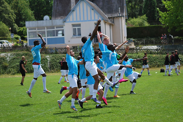 Victoire AS Coloplast National Foot à 7 2016