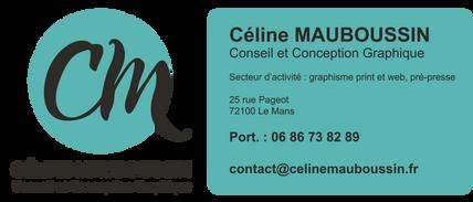 Céline Mauboussin graphiste