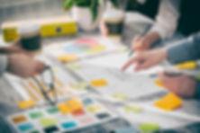 Brainstorming-Brainstorm-Business-People