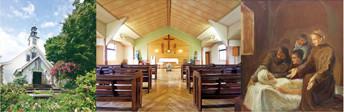 アントニオ教会所蔵宗教画公開展