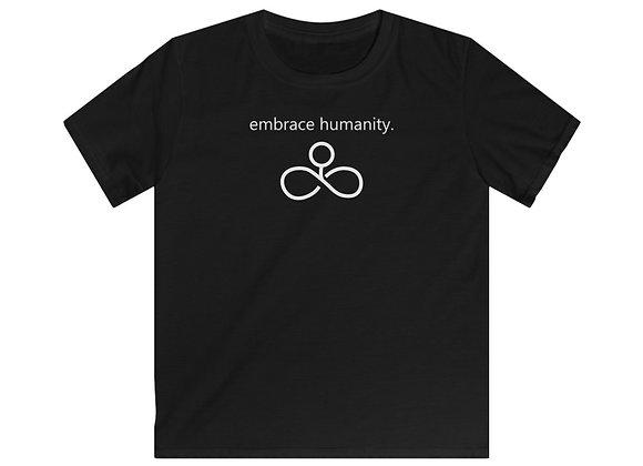 Embrace Humanity Kids Tee