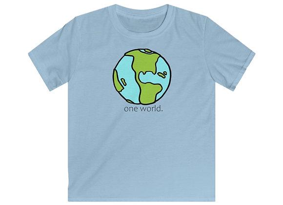 One World Kids Tee